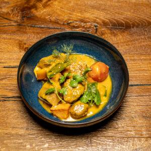 Curry von der Lammhüfte II